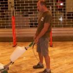 Mytí a voskování podlah Brno
