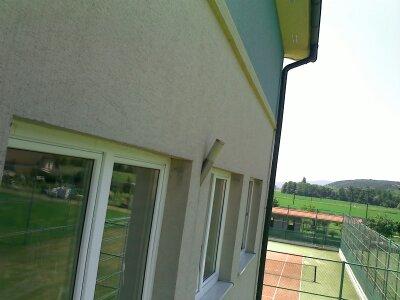 Mytí oken, fasád a žaluzií