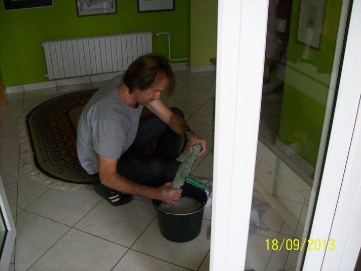 Mytí a čištění oken