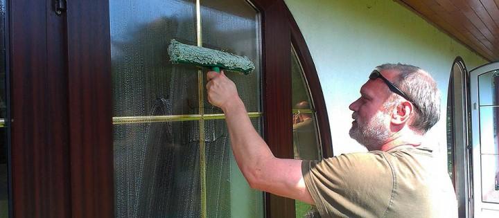 Profesionální mytí oken Praha
