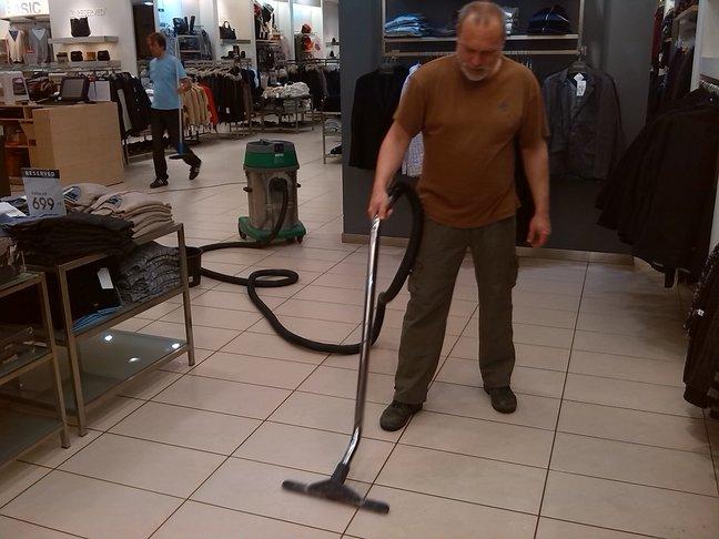 Generální čištění podlah v Brně