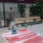 Strojní čištění koberce do hloubky Brno
