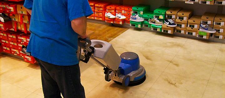 Mytí a čištění podlah, koberců Praha