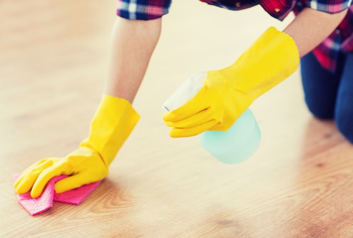 Plzeň čištění podlah